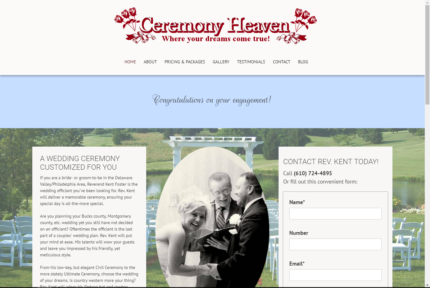 Ceremony Heavens