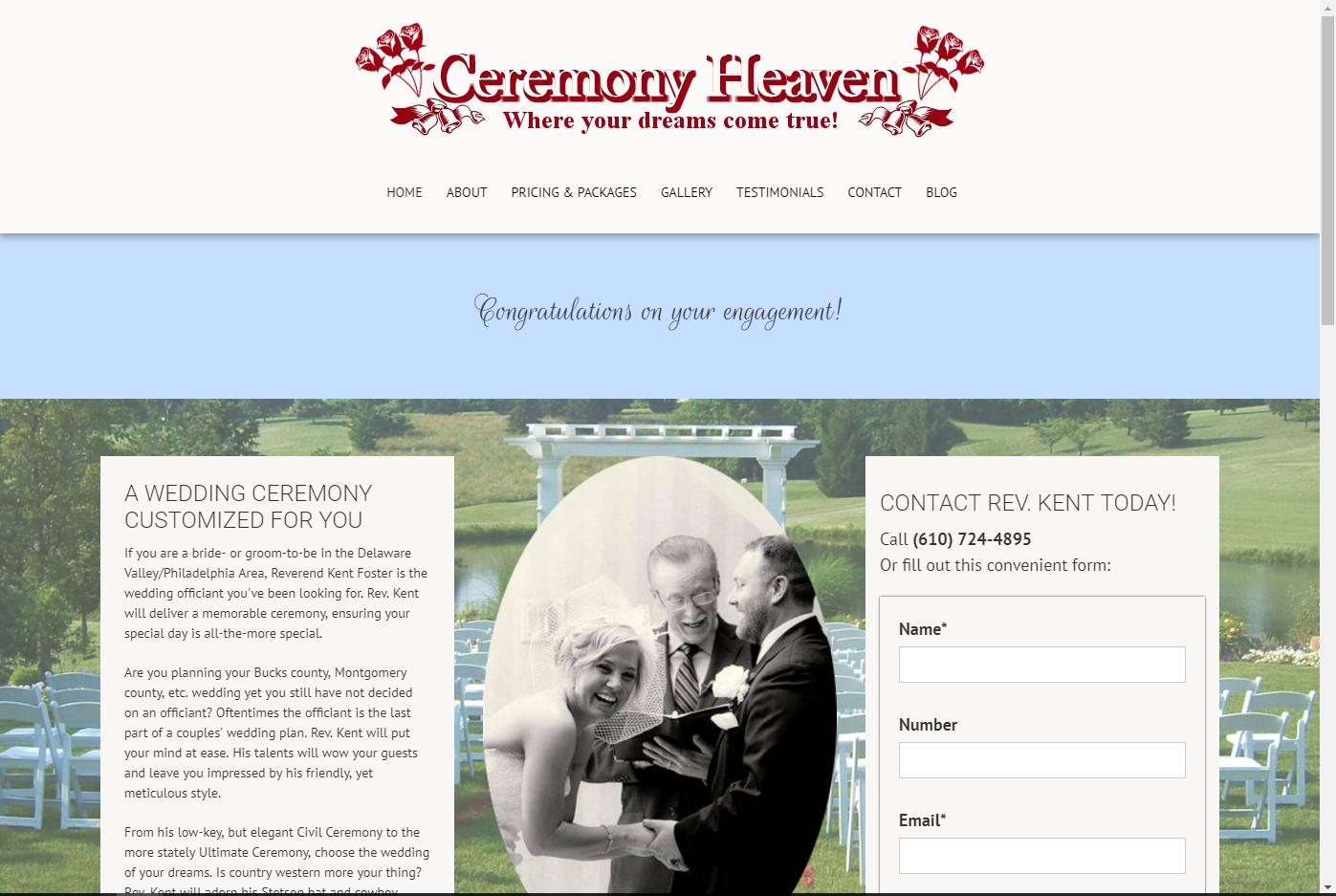 Ceremony Heavens
