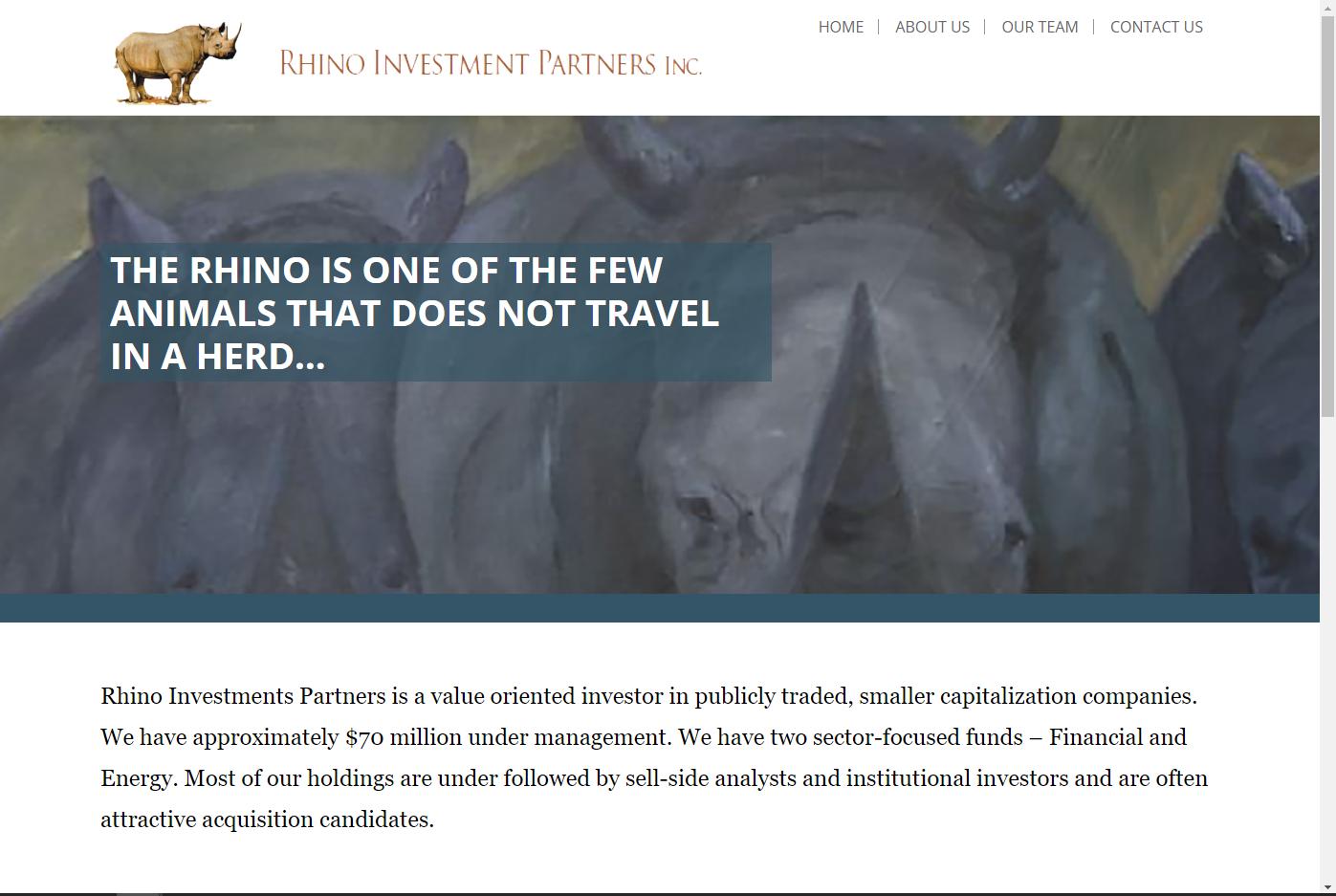 Rhino Investment Partners